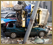 Auto accident litigation