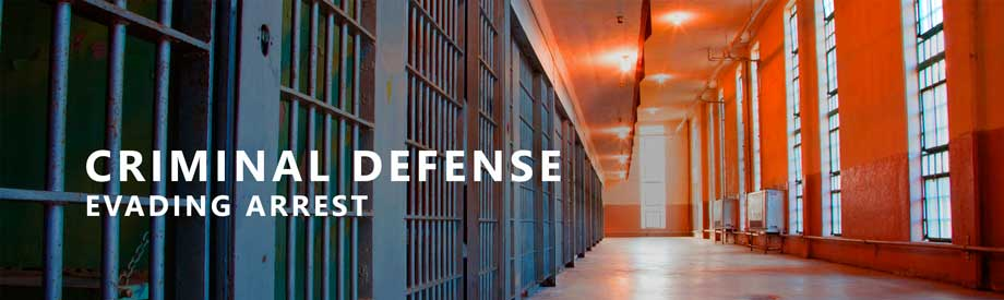 criminal defense lawyer houston evading arrest attorney texas