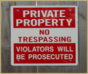 trespassing criminal defense lawyer houston texas